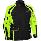 Hi-Vis/Black Mission Air Jacket - 17-1636
