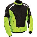 Hi-Vis/Black Turbine 2 Jacket - 17-1134