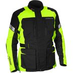 Hi-Vis/Black Distance Jacket - 17-1736