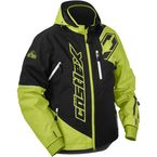 Lime/Black Stance Jacket - 70-6136