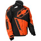 Orange/Black Launch G4 Jacket - 70-5456