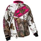 Women's Realtree AP Snow/Hot Pink Launch G4 Jacket - 71-1226