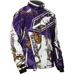 Women's Realtree AP Snow/Purple Launch G4 Jacket - 71-1282
