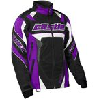 Women's Grape/Black Bolt G4 Jacket - 71-1386