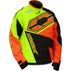 Youth Hi-Vis/Orange Launch SE G4 Jacket - 72-5336
