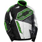 Youth Black/Green Launch SE G4 Jacket - 72-5376