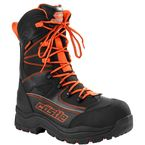 Orange/Black Force 2 Boots - 84-2011