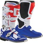 Red/White/Blue SG-10 Boots - 480-02710