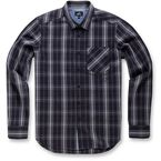 Black Process Long Sleeve Shirt - 10363100310S
