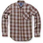 Brown Process Long Sleeve Shirt - 10363100380L