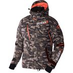 Army Urban Camo/Orange Mission Jacket - 170008-7630-13