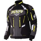 Black/Hi-Vis/Charcoal Adrenaline XPE 3 in 1 Jacket - 170003-1065-13