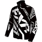Black/White Cold Cross Race Ready Jacket - 170029-1001-13