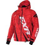 Red Digi/Black Boost Jacket - 170011-2110-19
