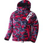 Child's Red Urban Camo Squadron Jacket - 170407-2101-02
