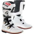 White GX-1 Boots - 480-04810