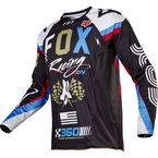 Black 360 Rohr Jersey - 17247-001-XL
