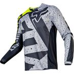 Gray/Yellow 180 Nirv Jersey - 17257-086-XL