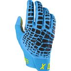 Blue 360 Grav Gloves - 17289-002-L