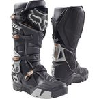 Charcoal Instinct Offroad Boots - 17802-028-10