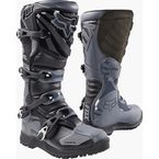 Black/Gray Comp 5 Offroad Boots - 17780-014-12