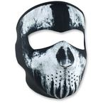 Ghost Skull Full Face Mask - WNFM409