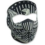 Vintage Eagle Full Face Mask - WNFM412
