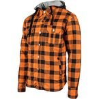 Orange Standard Supply Moto Shirt - 884227