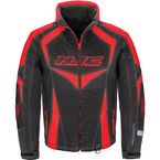 Black/Red Survivor Jacket - 1613-014