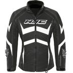 Women's Black/White Survivor Jacket - 1615-064
