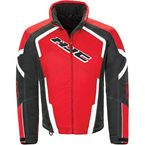 Black/Red Storm Jacket - 1617-013