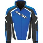 Black/Blue Storm Jacket - 1617-024
