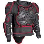 Long Sleeve Barricade Body Armor Suit - 360-9801S