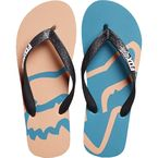 Women's Jade/Melon Beached Flip Flops - 20174-167-10