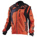 Orange/Black GPX 4.5 X-Flow Jacket - 5017810301