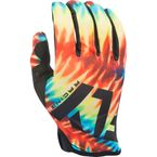 Tie-Dye/Black Limited Edition Lite Gloves - 370-01809