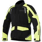 Black/Fluorescent Yellow Andes v2 Drystar Jacket - 3207517-155-L