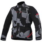 Black/Camo/Red Andes v2 Drystar Jacket - 3207517-993-L