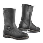 Black Fuel Waterproof Boots - 7096W-NERO-41