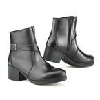 Women's Black X-Boulevard Waterproof Boots - 8050W NERO 38