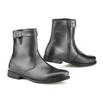 Black X-Avenue Waterproof Shoes - 7530W NERO 44