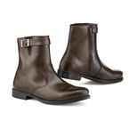 Dark Brown X-Avenue Waterproof Shoes - 7530W MORO 44