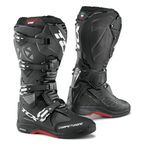 Black Comp EVO Michelin Boots - 9661 NERO 44
