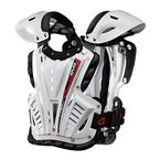 White Vex Chest Protector - VEX-W-M