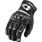 Black NYC Street Gloves - 612104-0104