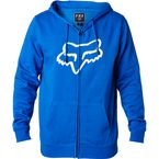 Blue Legacy Fox Head Zip Hoody - 20766-002-M