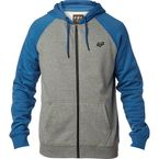 Dusty Blue Legacy Zip Hoody - 17616-157-L