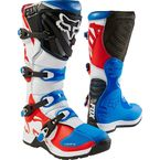 Blue/Red Comp 5 Boots - 16448-149-10