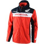 Red Honda Tech Jacket - 726515435