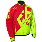 Red/Hi-Vis Vapor Jacket - 70-6714